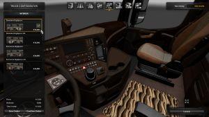 Mercedes MP4 Interior Lux Edition 2017