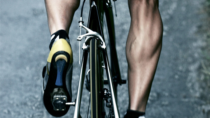 cycling build muscle
