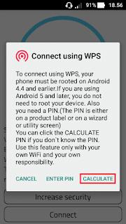 cara menggunakan wifi warden