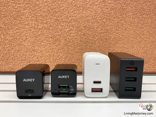 AUKEY Wall Chargers