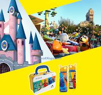 Con Mini Babybel e Kiri Dippi vinci 100 borracce, 100 Lunch Box e 2 soggiorni a Disneyland Paris