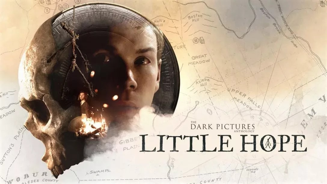 The outline of the story is interesting review of The Dark Pictures Anthology: Little Hope