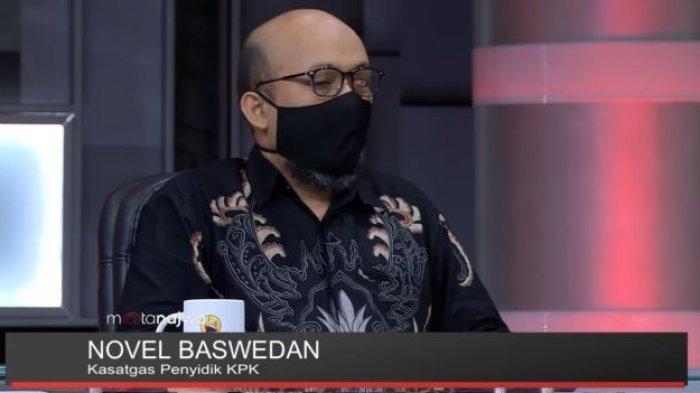 Pegawai Tak Lolos TWK Diberhentikan KPK 1 Oktober, Novel Baswedan: Pimpinan Melawan Presiden?
