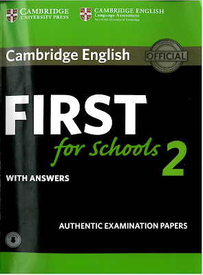 First for Schools 2 with answers cd audio