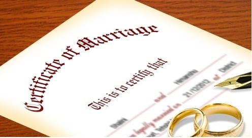 How to Apply for Marriage Certificate in India Online In Hindi
