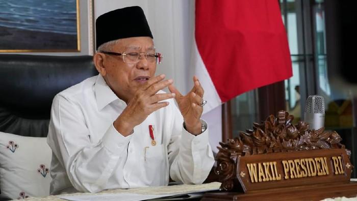 Bukan Koruptor, Wapres Ma'ruf Amin Ingin Pelaku Kasus Narkoba Dimiskinkan