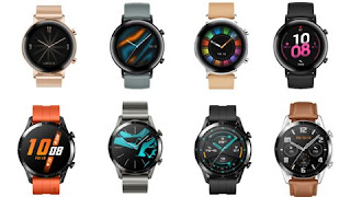 Huawei GT2 Smartwatch launched in India and know Price & Specifications