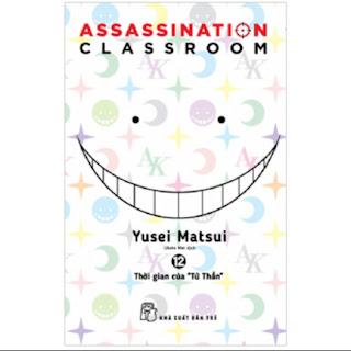 "Assassination Classroom 12. Thời Gian Của ""Tử Thần"" ebook PDF-EPUB-AWZ3-PRC-MOBI"