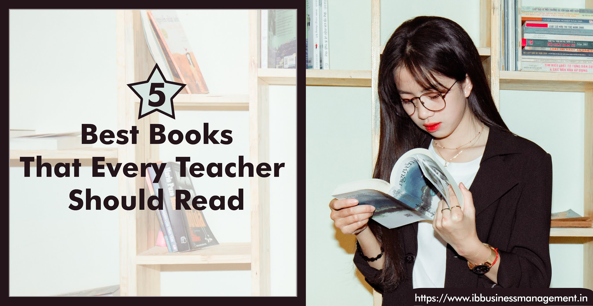 5 Best Books That Every Teacher Should Read