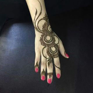 Hand Mehndi Styles 2020 For Awesome Look
