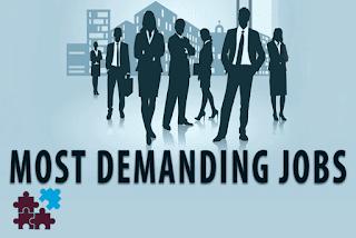 الوظائف الأكثر طلبا في العشر سنوات القادمة