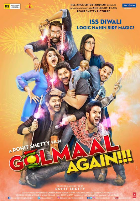 Golmaal Again Trailer Launch