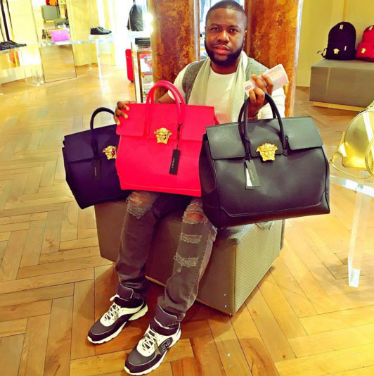 Hushpuppi, Malaysia returnee who spent N11.5m at nightclub sold his kidney - Osi Suave