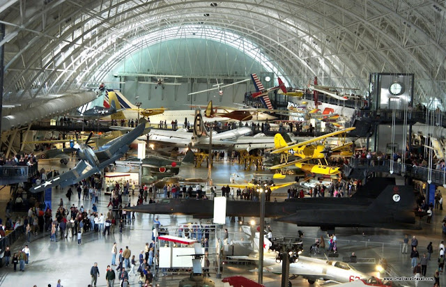 Conhecer o National Air and Space Museum em Washington