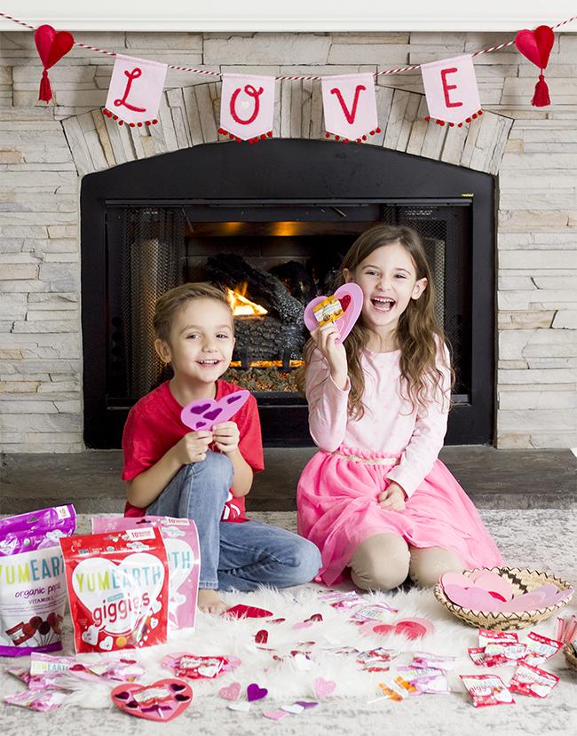 DIY Kids Handmade Valentine's Cards