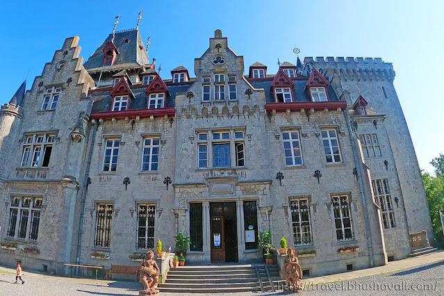 Chateau de Petite Somme Radhadesh Durbuy
