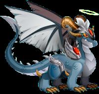 Dragon Ángel Caído