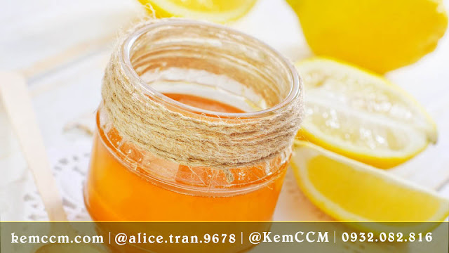 chanh mật ong - kemccm