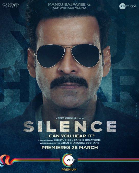 Silence… Can You Hear It?