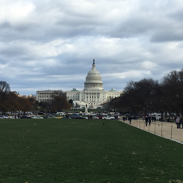 Washington D.C. and food allergies
