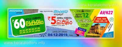 KeralaLottery.info, akshaya today result: 4-12-2019 Akshaya lottery ak-422, kerala lottery result 4.12.2019, akshaya lottery results, kerala lottery result today akshaya, akshaya lottery result, kerala lottery result akshaya today, kerala lottery akshaya today result, akshaya kerala lottery result, akshaya lottery ak.422 results 04-12-2019, akshaya lottery ak 422, live akshaya lottery ak-422, akshaya lottery, kerala lottery today result akshaya, akshaya lottery (ak-422) 04/12/2019, today akshaya lottery result, akshaya lottery today result, akshaya lottery results today, today kerala lottery result akshaya, kerala lottery results today akshaya 4 12 19, akshaya lottery today, today lottery result akshaya 4/12/19, akshaya lottery result today 04.12.2019, kerala lottery result live, kerala lottery bumper result, kerala lottery result yesterday, kerala lottery result today, kerala online lottery results, kerala lottery draw, kerala lottery results, kerala state lottery today, kerala lottare, kerala lottery result, lottery today, kerala lottery today draw result, kerala lottery online purchase, kerala lottery, kl result,  yesterday lottery results, lotteries results, keralalotteries, kerala lottery, keralalotteryresult, kerala lottery result, kerala lottery result live, kerala lottery today, kerala lottery result today, kerala lottery results today, today kerala lottery result, kerala lottery ticket pictures,