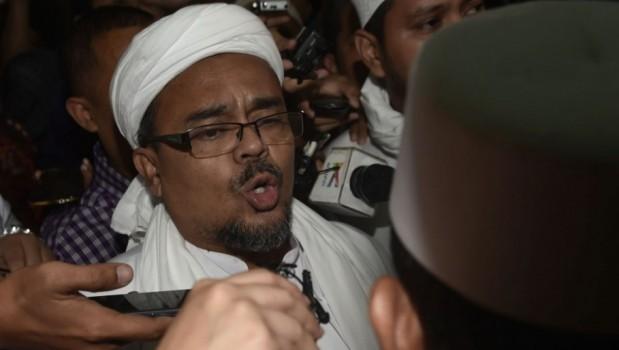 Dugaan Penghinaan Simbol Negara, Habib Rizieq : Polisi Kirim Surat Panggilan Tapi Terlapornya Gak Jelas : Berita Terupdate Hari Ini