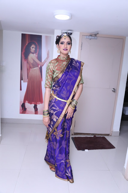 Sushma Khan gave Valuable tips at Lakme Bridal Illuminate Looks work shop @ Himayathnagar