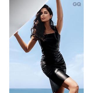 Katrina Kaif In GQ Magazine, Katrina looking very hot in the magazine cover