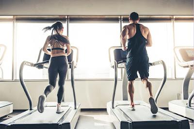 Tread correr entrenamiento fuerza