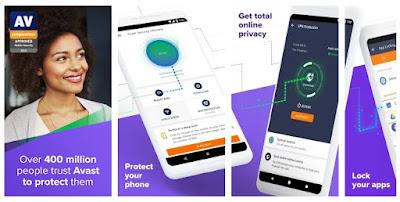 Avast Mobile Security - MasBasyir.Com
