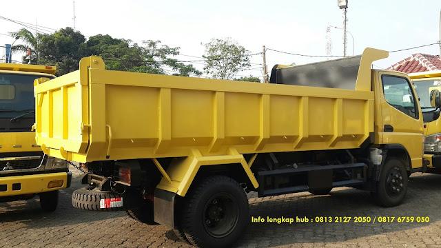 paket kredit dp minim dump truk colt diesel canter 2020