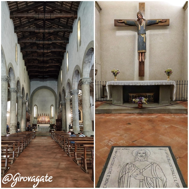 Volto Santo Sepolcro Duomo Sansepolcro