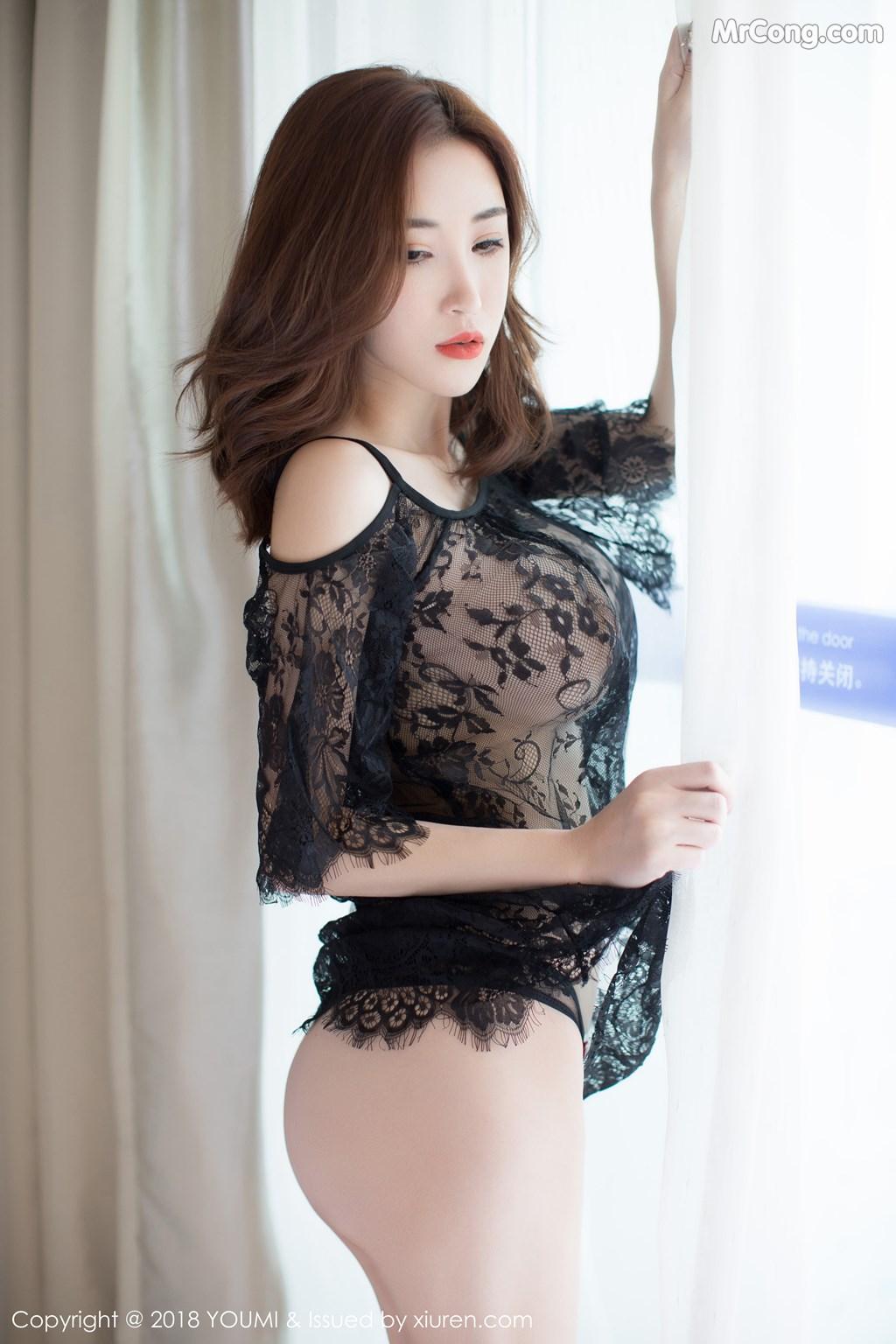 Image YouMi-Vol.219-Sun-Meng-Yao-V-MrCong.com-003 in post YouMi Vol.219: Người mẫu Sun Meng Yao (孙梦瑶V) (48 ảnh)
