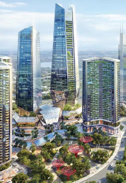 Dự án Sunshine KS Finance Hà Nội