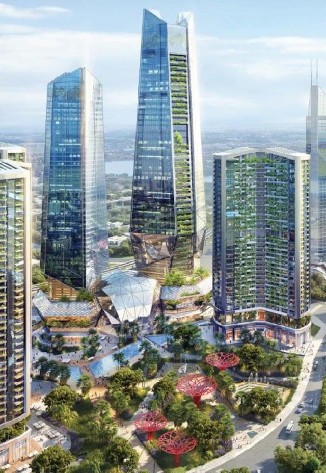Dự án Sunshine KS Finance Hà Nội - Trung tâm tài chính 4.0 đầu tiên của Việt Nam
