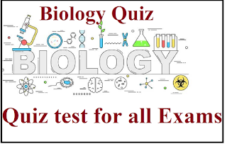 Biology Chapter 09 Quiz - Digestion and Excretion , पाचन और उत्सर्जन