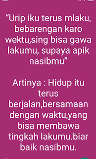 quotes boso jowo