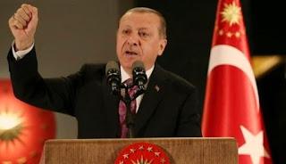 """اردوغان أكد دعم بلاده لقطر واعتبر أن مطالب السعودية والإمارات والبحرين ومصر """"غير مقبولة"""""""