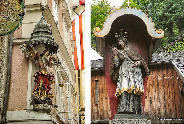 Oratórios de rua em Salzburgo, Áustria