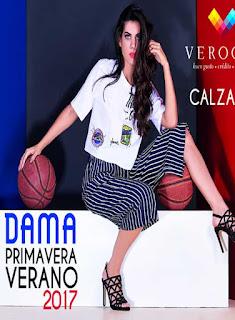 Catalogo de calzado verochi 2017 damas Primavera verano