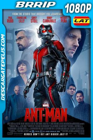 Ant-Man El hombre hormiga (2015) 1080p BRrip Latino – Ingles