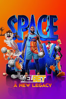 Space Jam: A New Legacy 2021 Dual Audio Hindi [HQ Dubbed] 720p HDRip