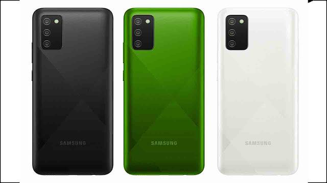 مواصفات هاتف Samsung Galaxy A02s