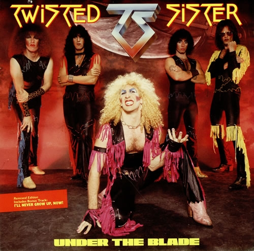twisted sister discography flac
