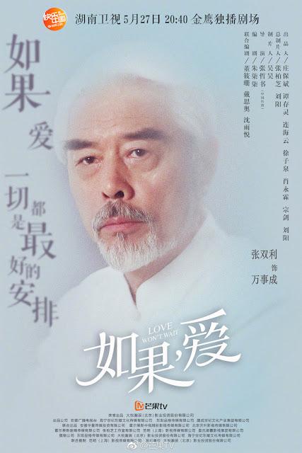 Love Won't Wait Character Poster Zhang Shuangli