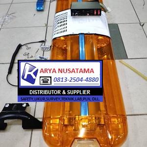 Jual Patwal Kuning Rotator Mobil Satpol PP di Sumatera