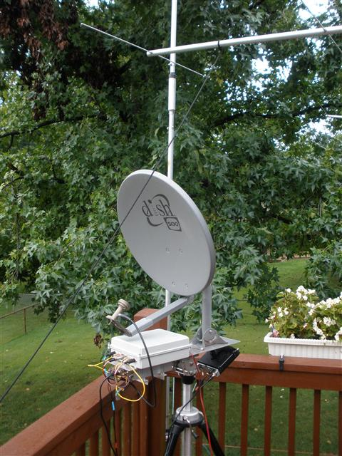 Saint Louis Area Microwave Society: Our Stations