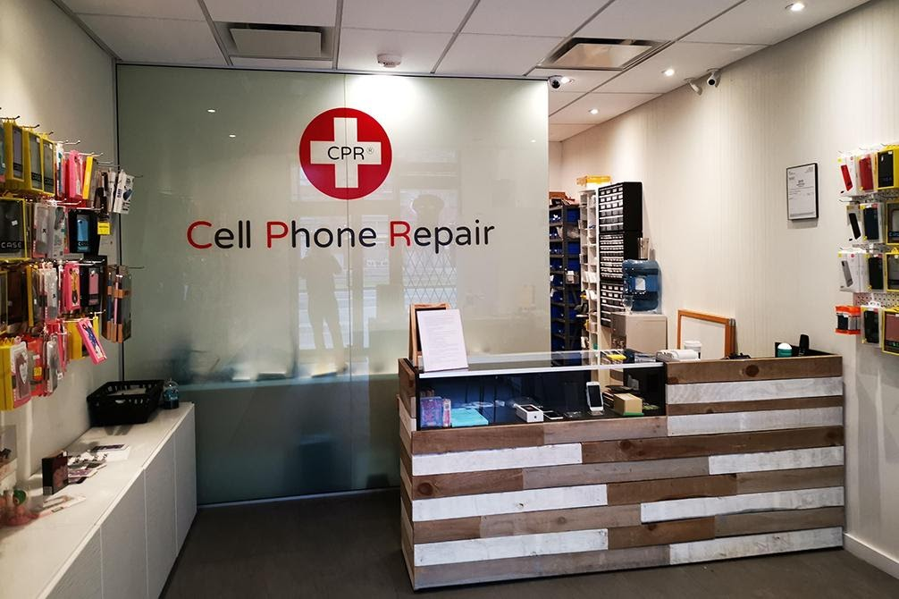 cell phone repair in Downtown Vancouver