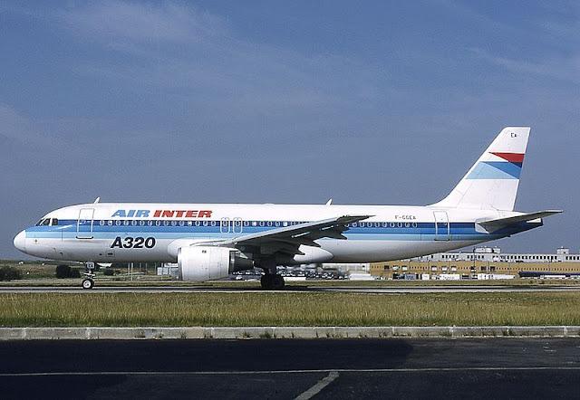 Gambar Pesawat Airbus A320 01