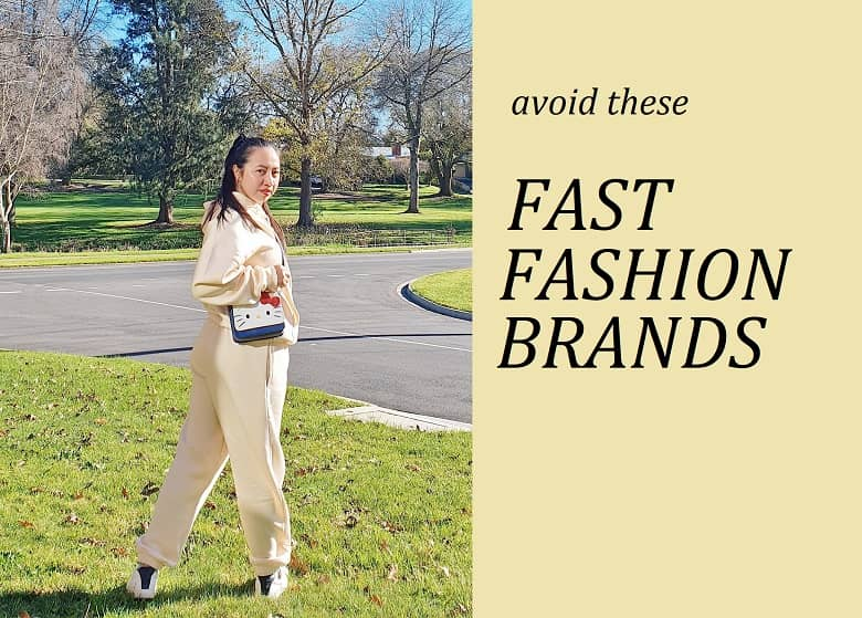 List of Fast Fashion Brands you should avoid buying